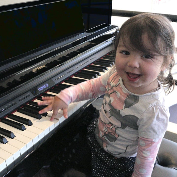 What Age Can A Child Start Piano Lessons?